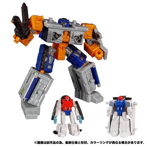 Takara Tomy Transformers Earthrise EX set (EX-11-12) Japan version