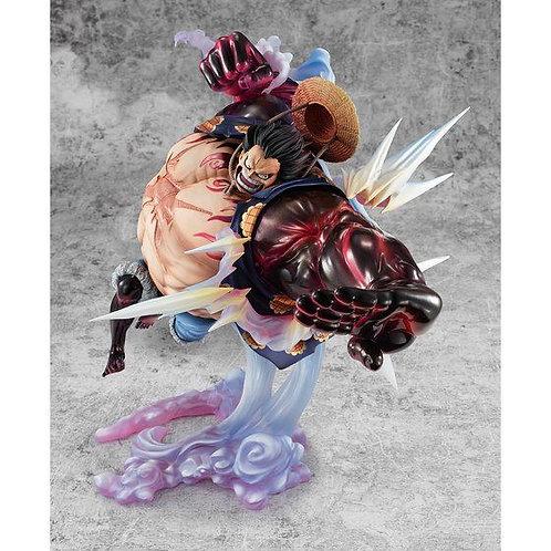 "Portrait Of Pirates ""SA-MAXIMUM"" Monkey D. Luffy Gear 4 Bounce Man Ver.2"