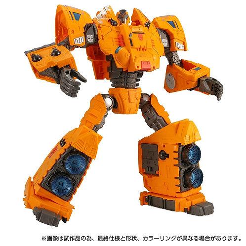 Takara Tomy Transformers Kingdom KD EX-09 Ark Japan version