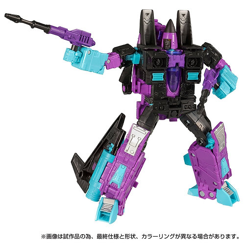 Takara Tomy Transformers GENERATION SELECTS Ramjet Japan version