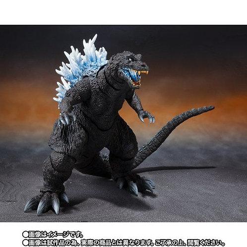 Bandai S.H.MonsterArts Godzilla (2001) Heat Ray Ver. Japan version