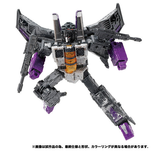 Takara Tomy Transformers SIEGE SG-EX Phantom Strike Squadron Japan version