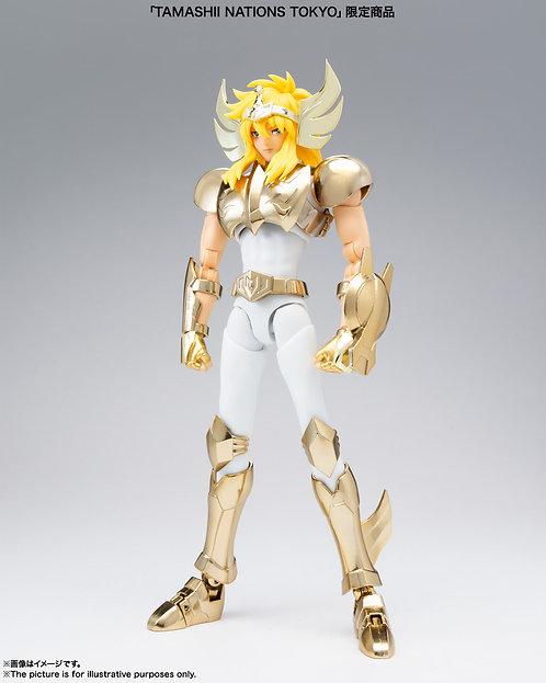 Bandai Myth Cloth EX Cygnus Hyoga (New Bronze Cloth) ~GOLDEN LIMITED EDITION~