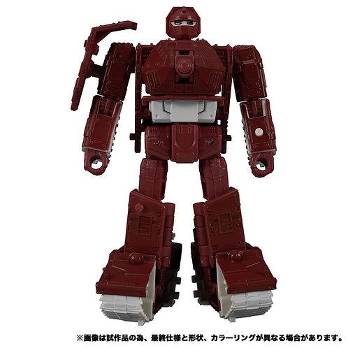 Takara Tomy Transformers Kingdom Series KD-06 Warpath Japan version
