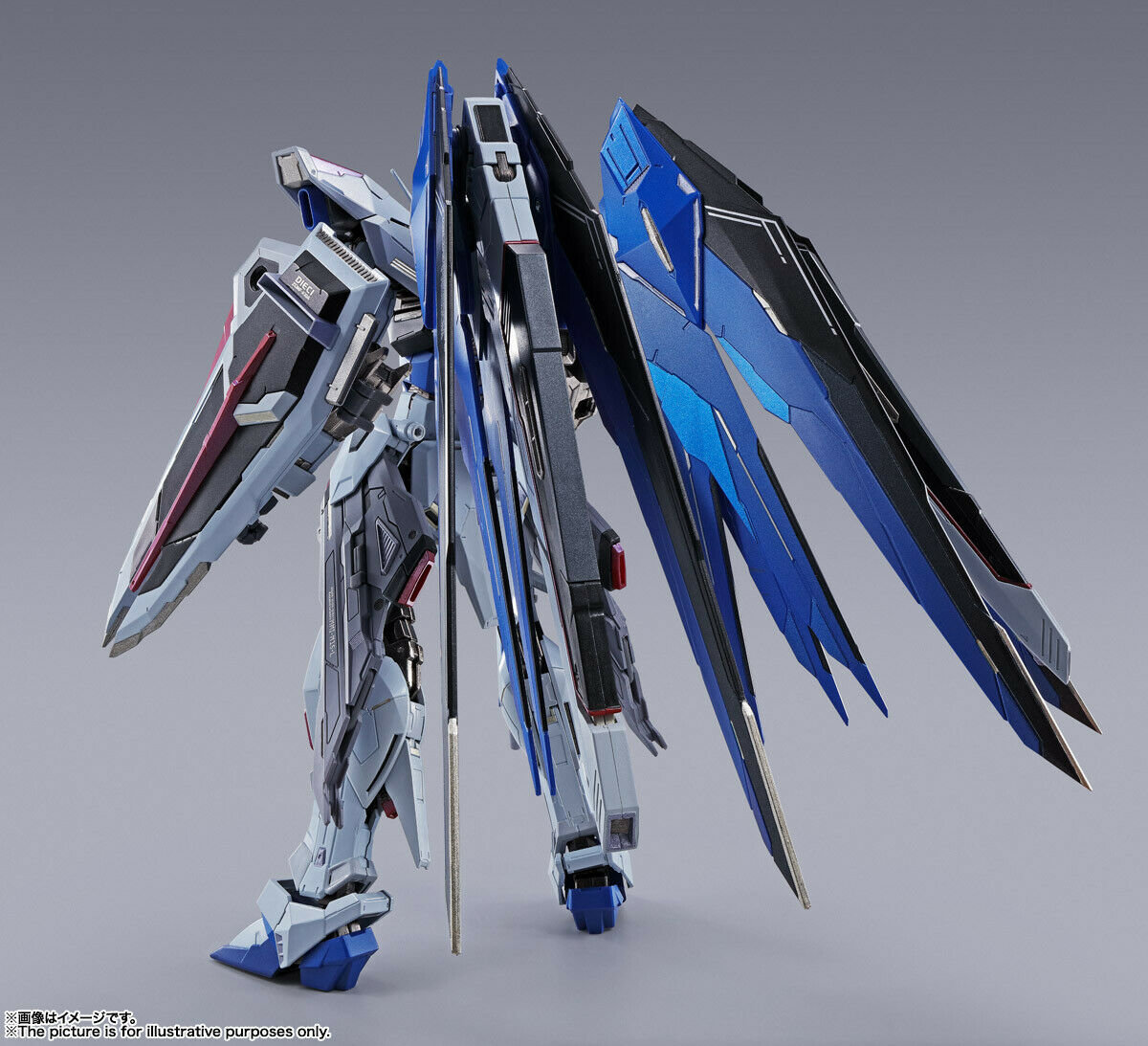 METAL BUILD Freedom Gundam CONCEPT 2 Japan version