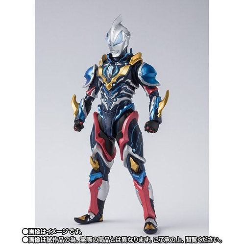 Bandai S.H.Figuarts Ultraman Geed Galaxy Rising Japan version