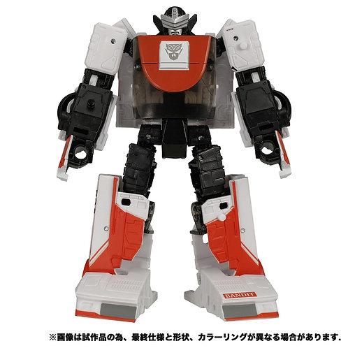 Takara Tomy Transformers Earthrise ER EX-26 Exhaust Japan version
