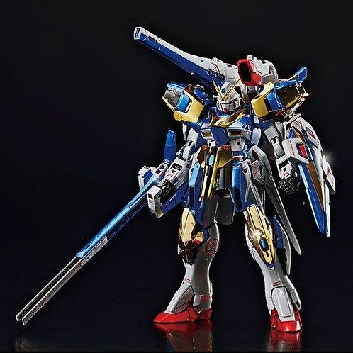 Bandai MG 1/100 V2 Assault Buster Gundam Ver. Ka (Titanium finish) Japan version