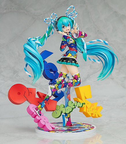 Hatsune Miku: MIKU EXPO 5th Anniv. / Lucky☆Orb: UTA X KASOKU Ver. Japan version