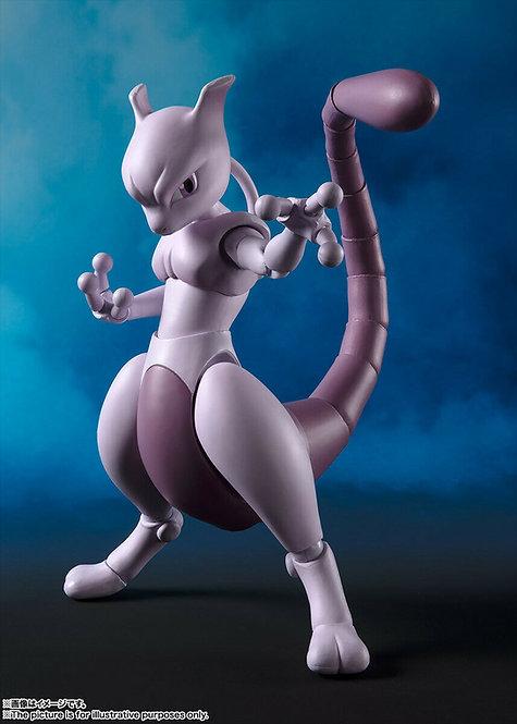 Bandai S.H.Figuarts Mewtwo -Arts Remix- Japan version
