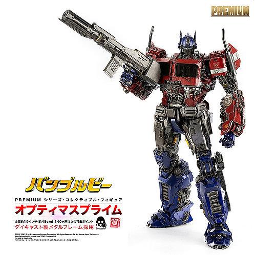 threezero PREMIUM Optimus Prime Japan version