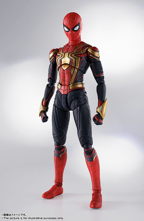 S.H.Figuarts Spider-Man Integrated Suit (Spider-Man: No Way Home) Japan version