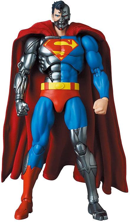 MAFEX Cyborg Superman (RETURN OF SUPERMAN) Japan version