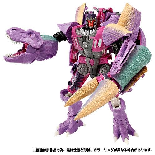 Takara Tomy Transformers Kingdom Series KD-04 Megatron (Beast) Japan