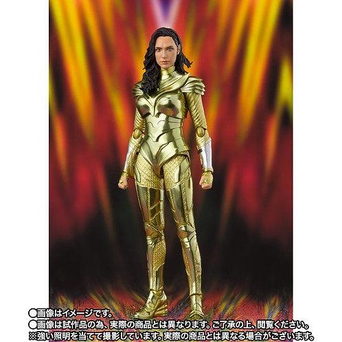 Bandai S.H.Figuarts Wonder Woman Golden Armor (WW84) Japan version