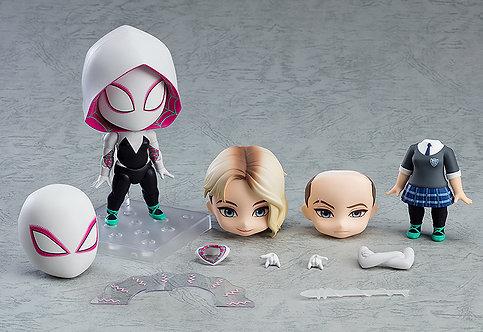 Nendoroid Spider-Gwen: Spider-Verse Ver. DX Japan version