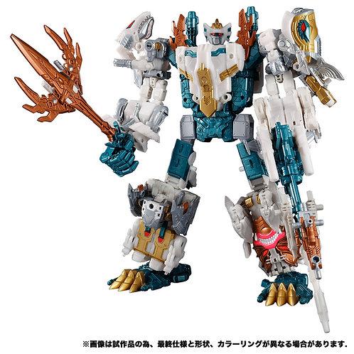 Takara Tomy Transformers GENERATION SELECTS Seacons God Neptune Japan version