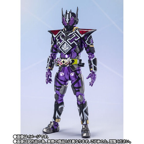 Bandai S.H.Figuarts Kamen Rider Metsuboujinrai Japan version