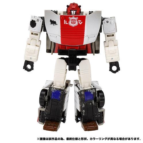 Takara Tomy Transformers War for Cybertron WFC-13 Red Alert Japan version