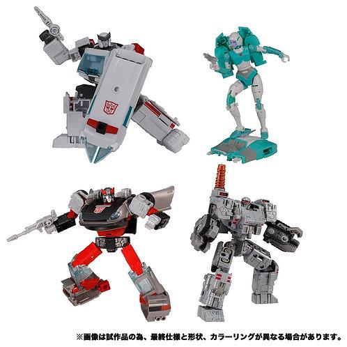 Takara Tomy Transformers Earthrise ER set (EX-20-22) Japan version