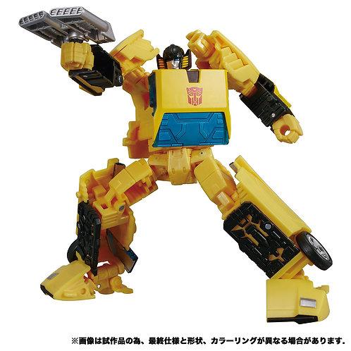 Takara Tomy Transformers Earthrise ER-11 Sunstreaker Japan version