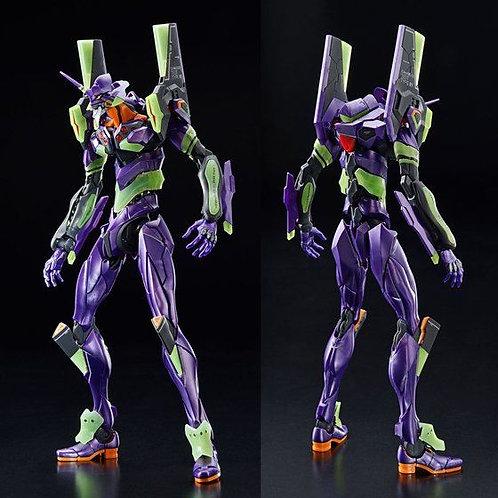 RG Multipurpose Humanoid Decisive Weapon Evangelion Unit-01 (NIGHT COMBAT COLOR)