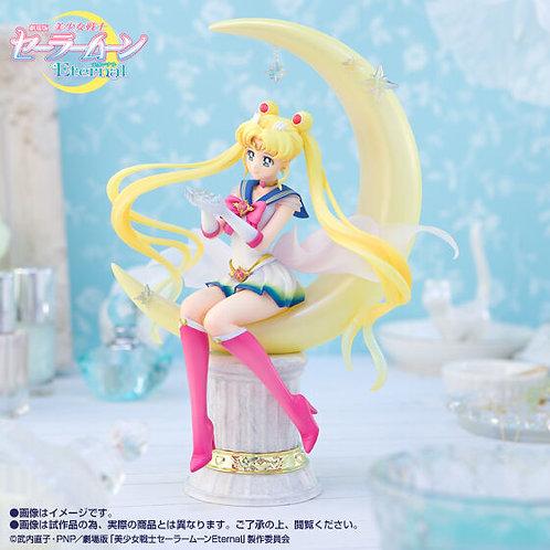 Figuarts Zero chouette Super Sailor Moon Bright Moon & Legendary Silver Crystal