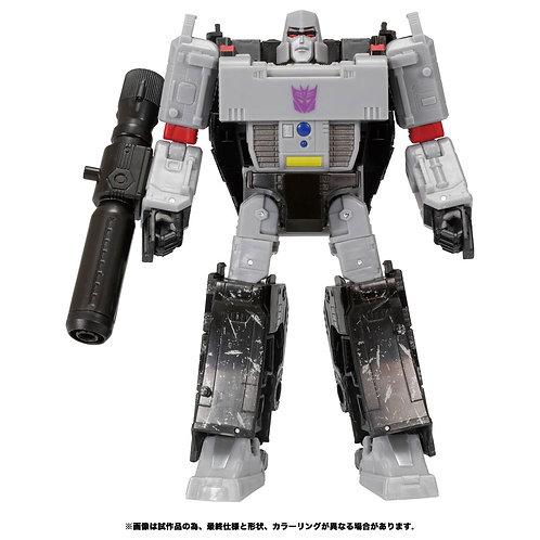 Takara Tomy Transformers Earthrise ER-13 Megatron Japan version