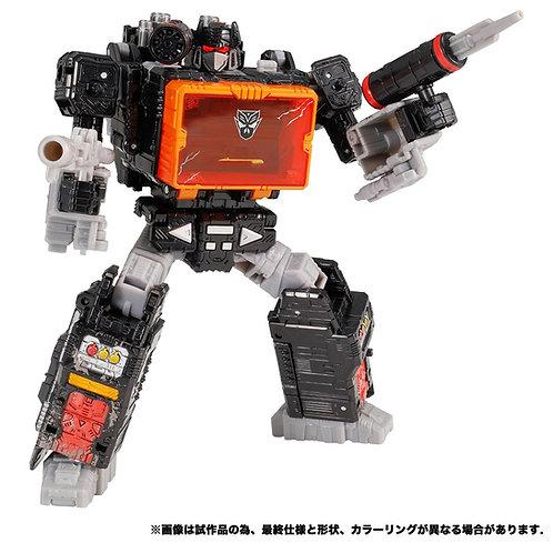 Takara Tomy Transformers SIEGE SG-EX Soundblaster Japan version