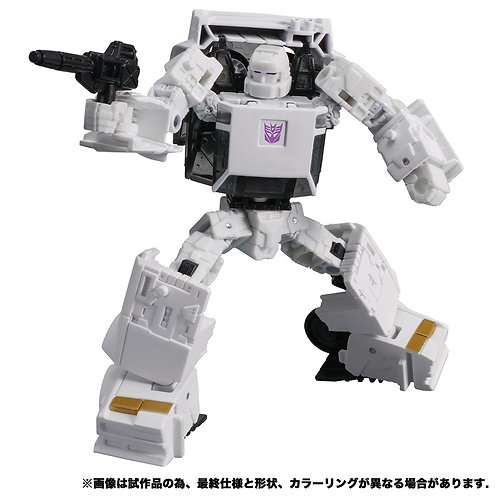 Takara Tomy Transformers Earthrise ER EX-14 Runamuck Japan version