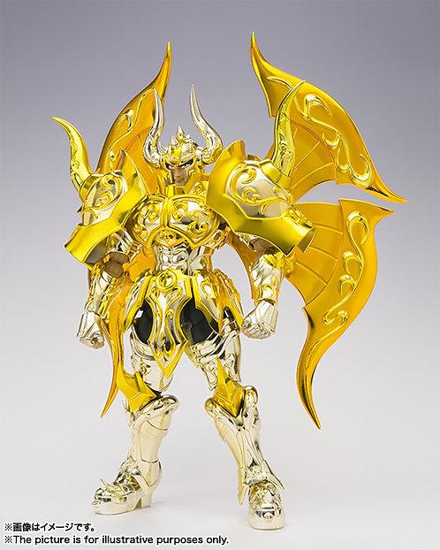 Saint Cloth Myth EX Soul of Gold Taurus Aldebaran (God Cloth) Japan version