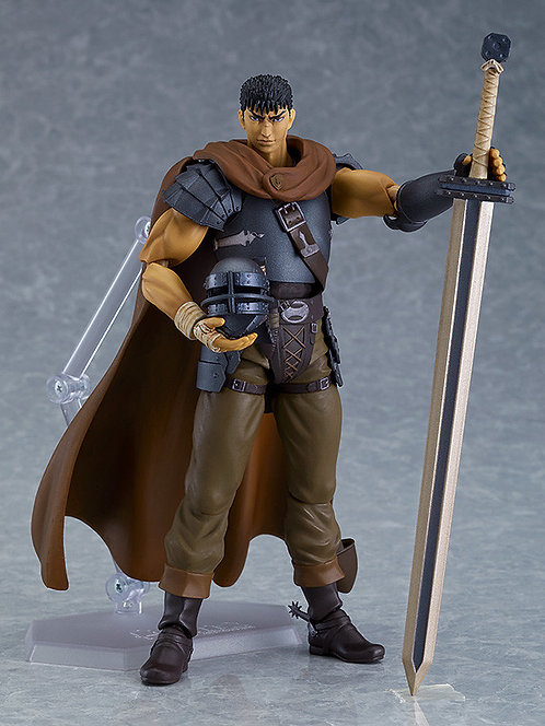 figma Guts: Band of the Hawk ver. Repaint Edition Japan version
