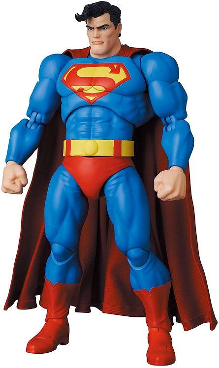 MAFEX Superman The Dark Knight Returns Japan version