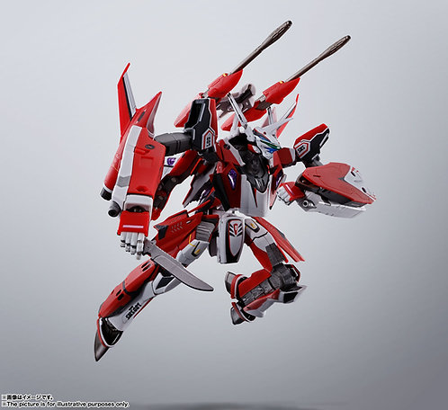 DX Chogokin Macross YF-29 Durandal Valkyrie Saotome Alto Custom Full set pack