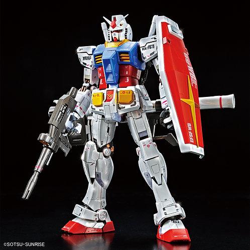 MG 1/100 The Gundam Base Limited RX-78-2 Gundam Ver.3.0 (Titanium Finish)