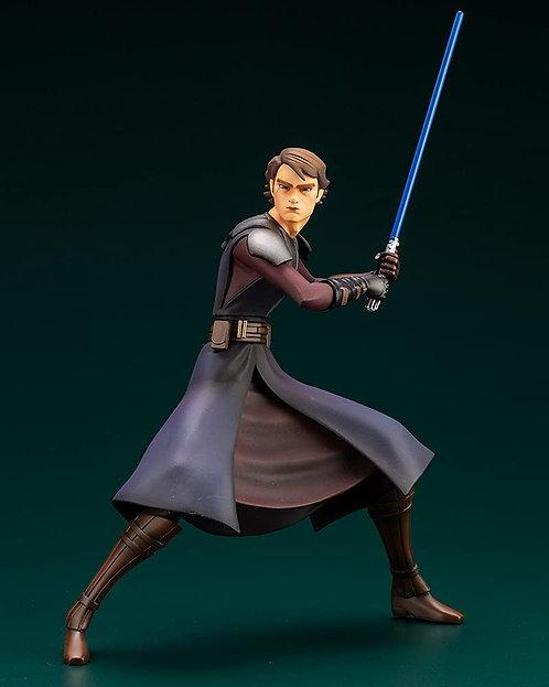 ARTFX+ Star Wars: The Clone Wars Anakin Skywalker 1/10 scale Japan version