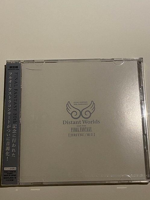 FINAL FANTASY 30th Anniversary Distant Worlds: music from FINAL FANTASY JIRITSU