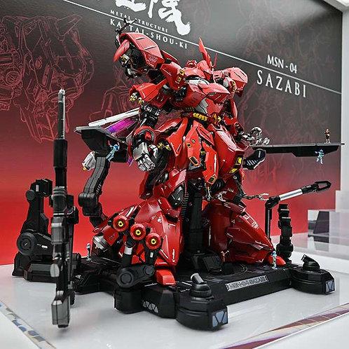 METAL STRUCTURE Sazabi Japan version