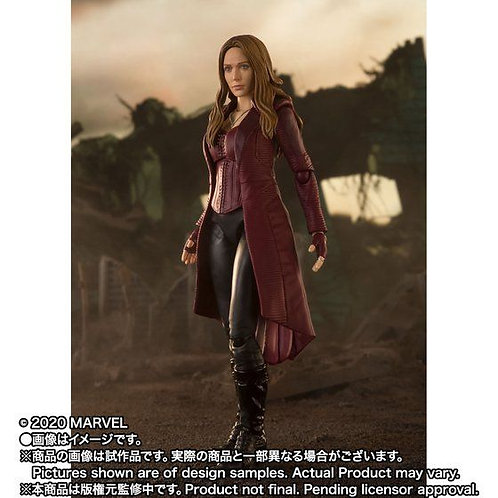 Bandai S.H.Figuarts Scarlet Witch (Avengers / End Game) Japan version