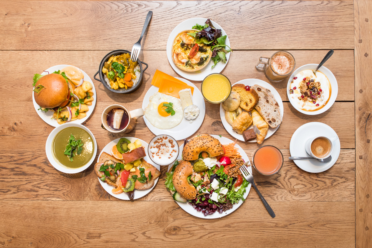 Apégo, le Brunch à volonté healthy à Paris