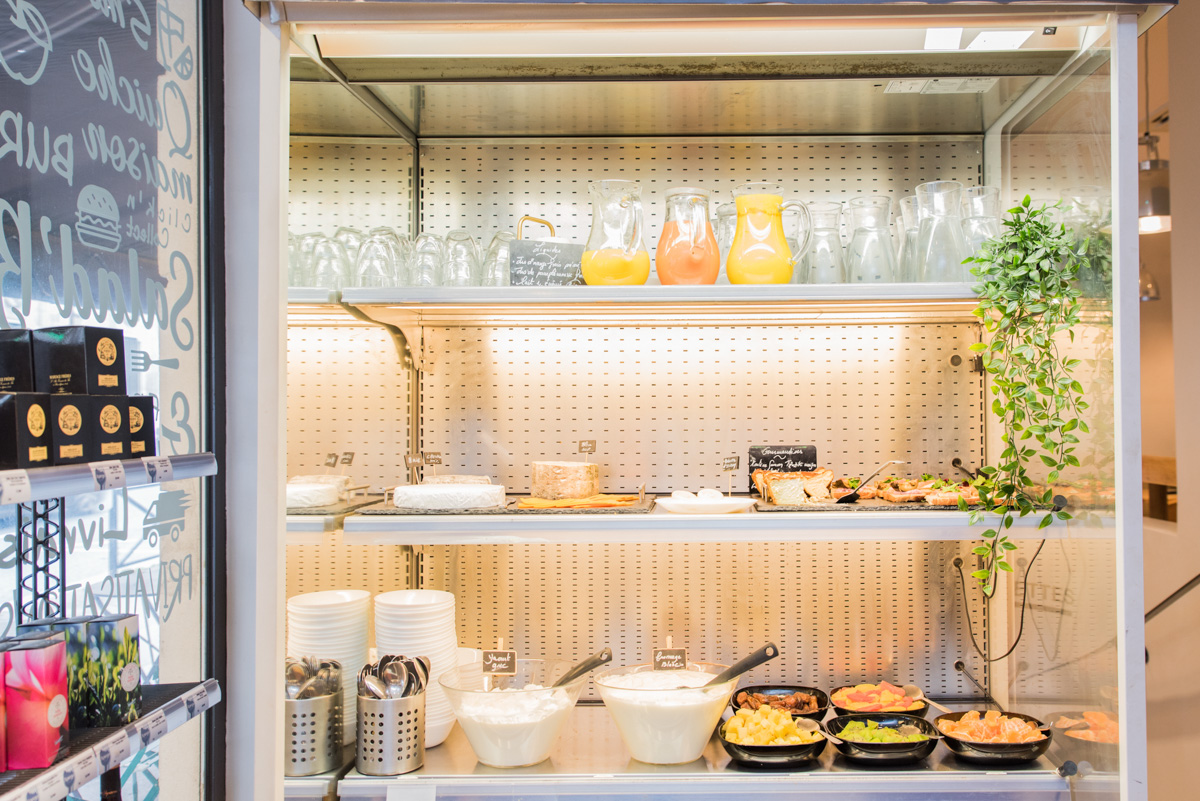 Apégo, un Brunch à volonté healthy à Paris