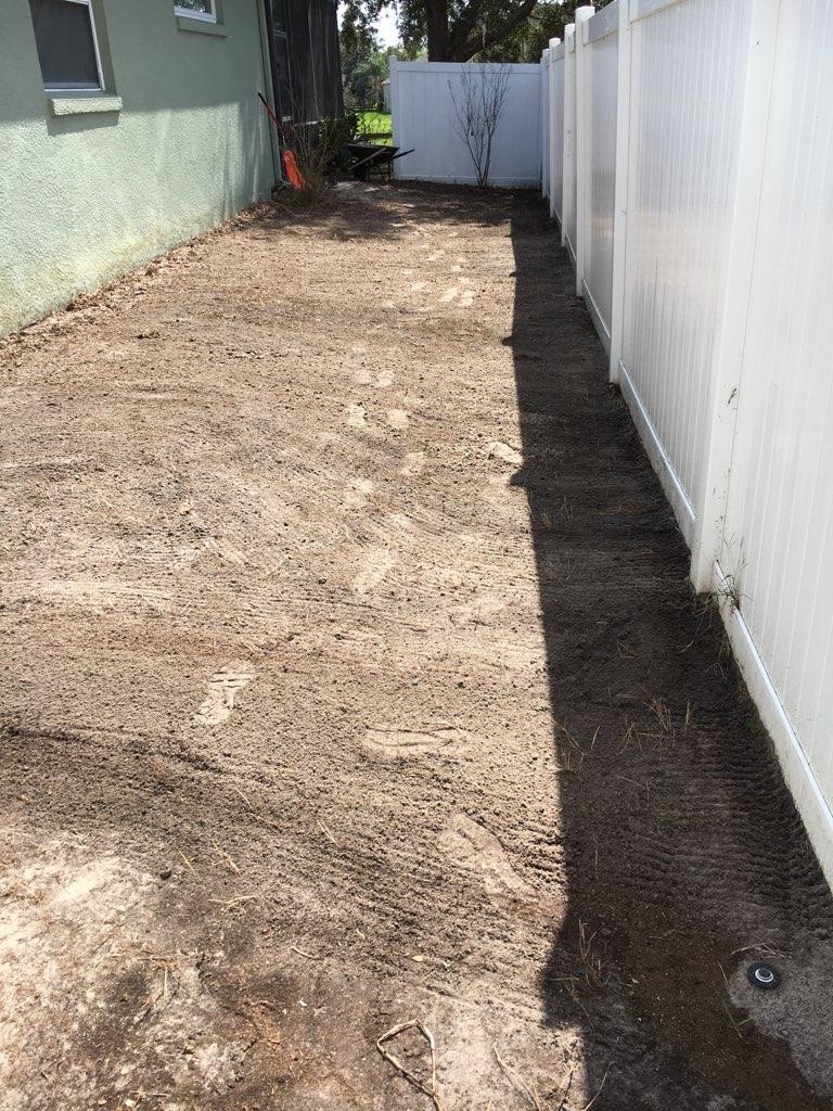 Soil prep!