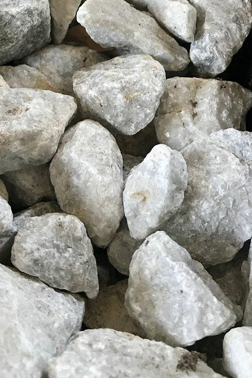 White Marble Rock