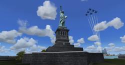 NYC Flyover 5