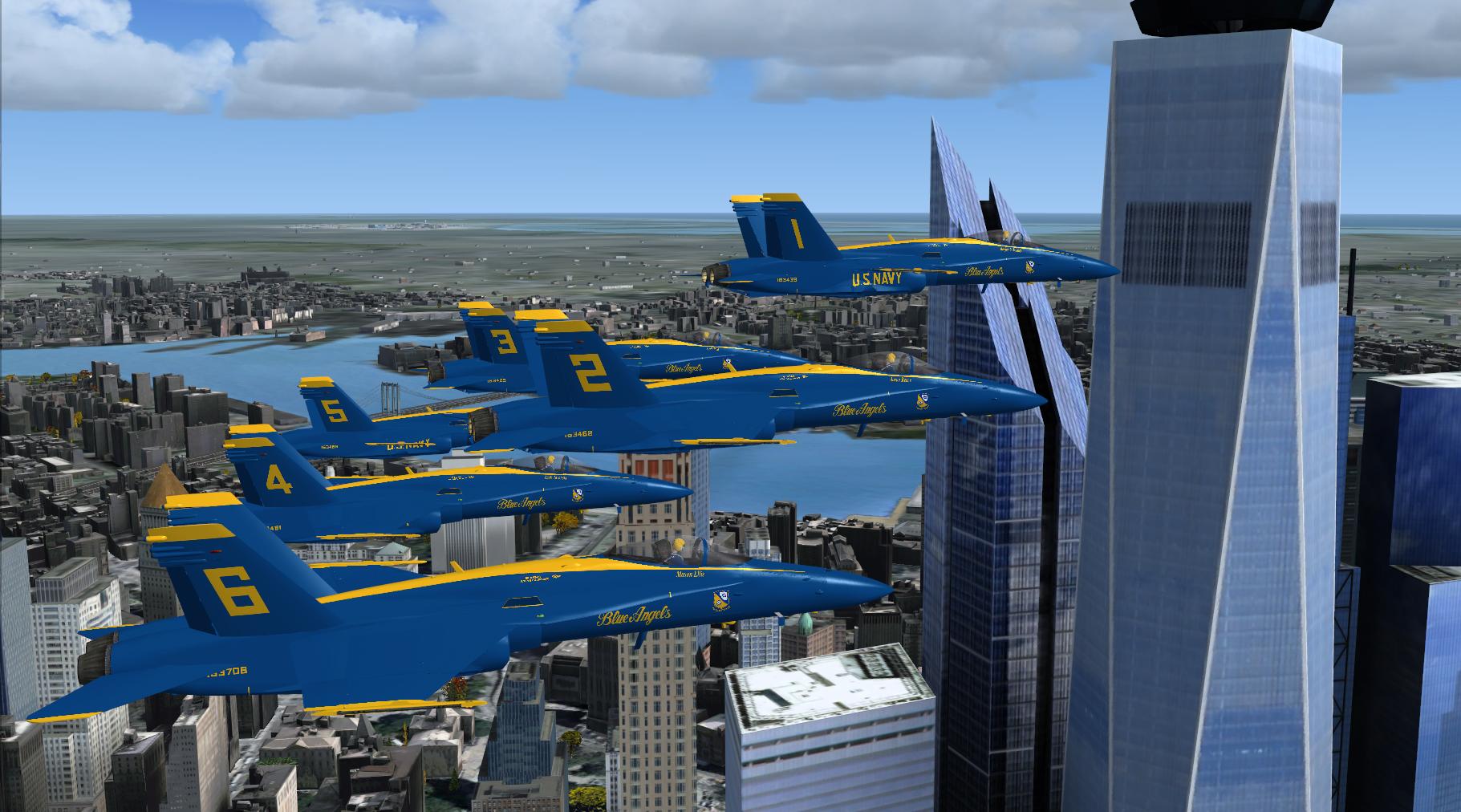 NYC Flyover 4