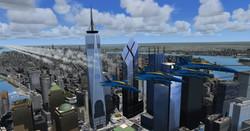 NYC Flyover 2