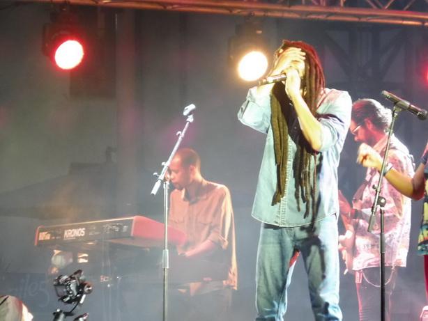 # 016 Julian Marley & The Uprising
