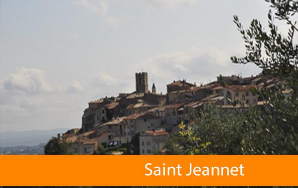 St jeannet