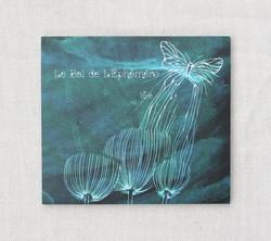 Design graphique CD, livret, carte