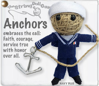 ANCHORS STRING DOLL